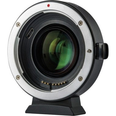 Viltrox EF-EOS M2 0.71x Lens Mount Adapter for Canon EF-Mount Lens Follow Focus & Lens Adapters [tag]