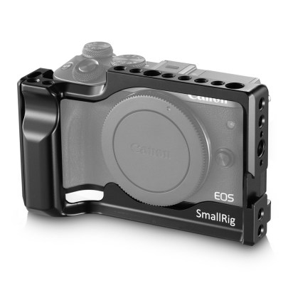 SmallRig Cage for Canon EOS M3 and M6 2130 DSLR Video Supports & Rigs Cages & Accessories