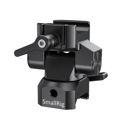SmallRig Swivel and Tilt Monitor Mount with Nato Clamp(Both Sides) BSE2385 uncategorized Cages & Accessories