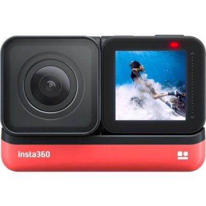 Insta360 ONE R 4K Edition Action & 360 Video Camera Action & Drone Camera's