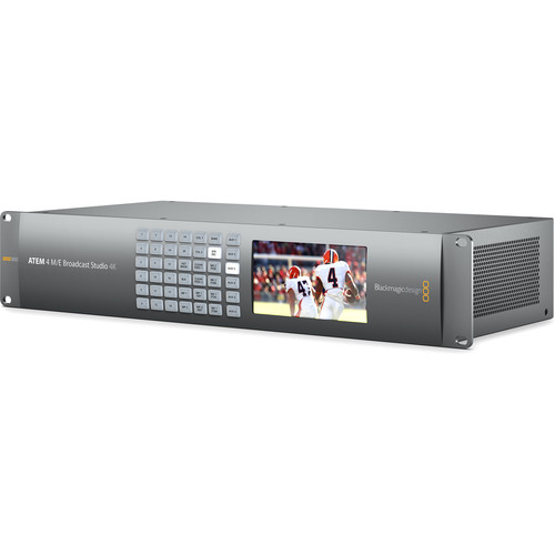 Blackmagic Design ATEM 4 M/E Broadcast Studio 4K Pro Video Black Magic