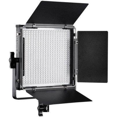 GVM 520S-B Bi-Color LED Panel Continuous Lighting GVM