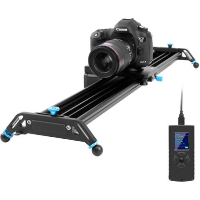GVM Professional Video Aluminum Alloy Motorized Camera Slider (32″) Pro Video GVM