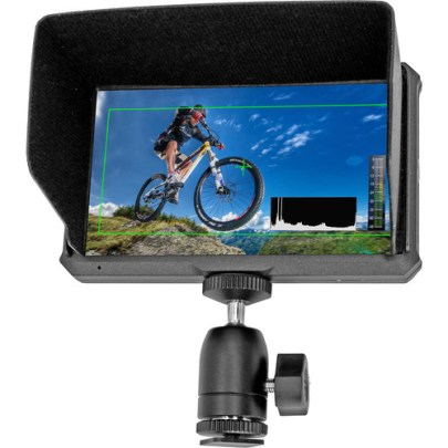 GyroVu Ultra Lightweight 5″ On-Camera Monitor Monitors GVM