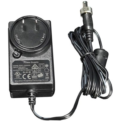 Hollyland 2.1 VDC Power Adapter with US Plug for Mars 300/400/400S Pro Video Hollyland