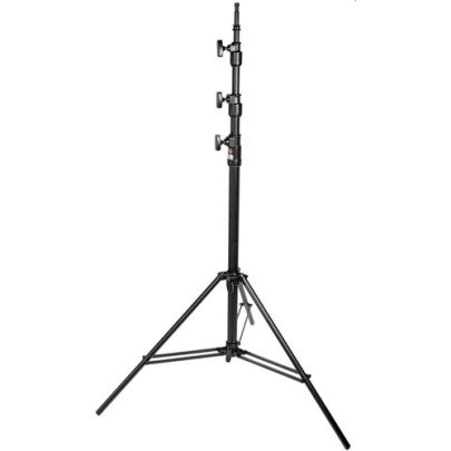 Matthews Light/Heavy Triple Riser Kit Stand (12.4′) Light Stands MATTHEWS