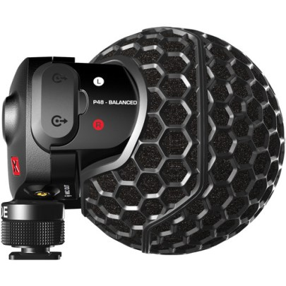 Rode Stereo VideoMic X Microphones for iOS & Android Devices Rode