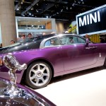 Unser Traum-Highlight: RR Wraith in Two-Tone-Lackierung
