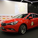 Car of year Opel Astra