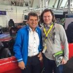 AWR Chefredakteur Bernd Schweickard trifft Ex-DTM Profi Roland Asch der seinen originalen Ford Mustang wiederentdeckt hat.
