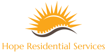 AWR Web Design - Hope Residential Services