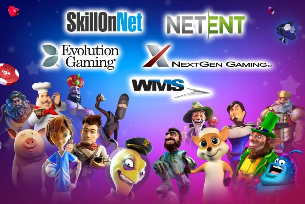 OJO Game Providers