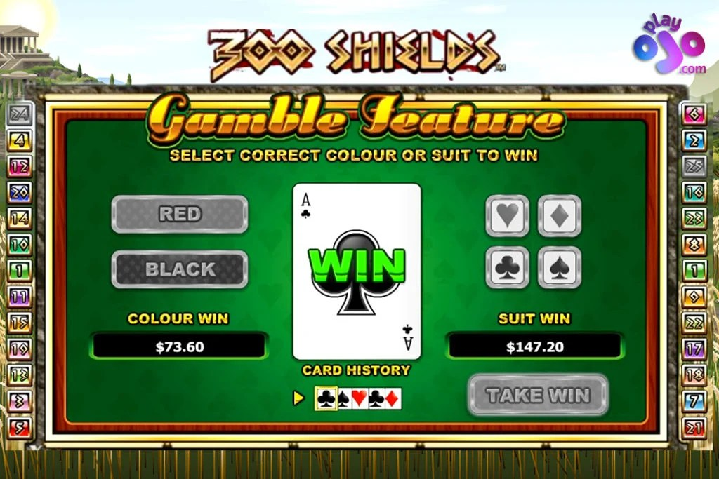 Slot Bonus Features