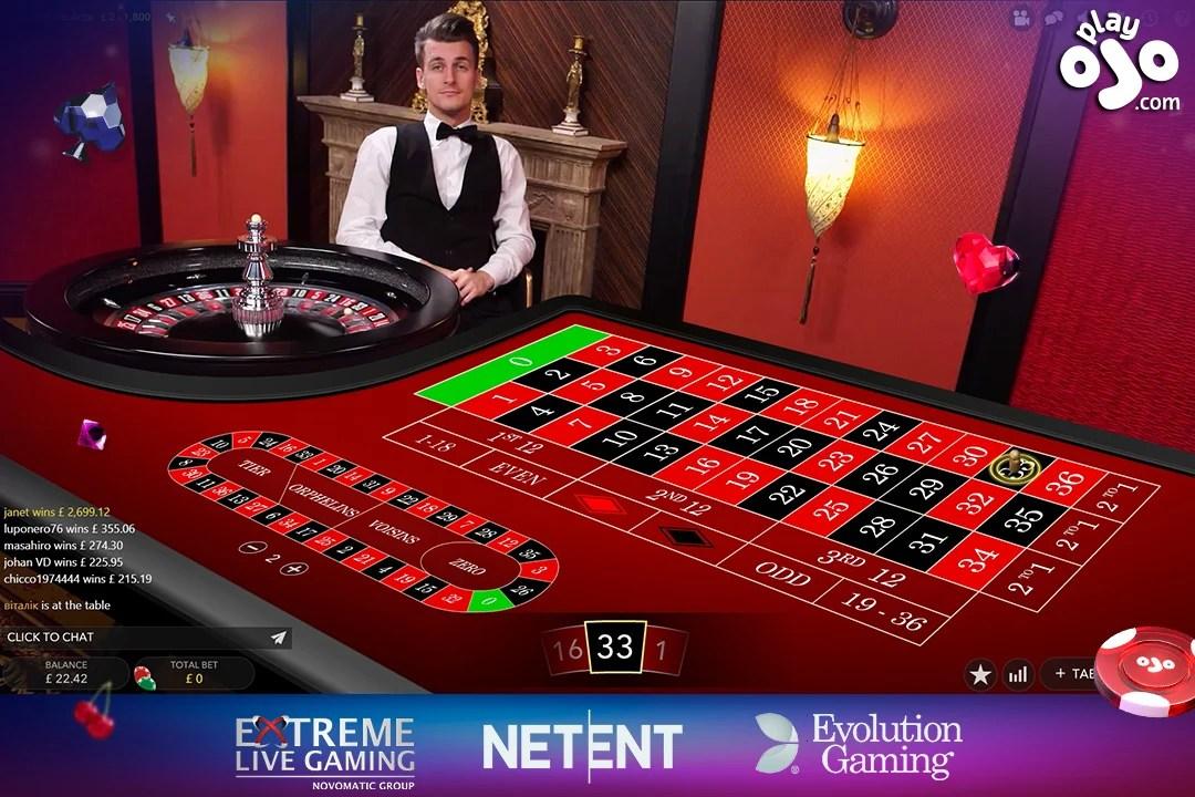 games online casino dealer