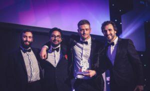 PlayOJO EGR Awards 2017