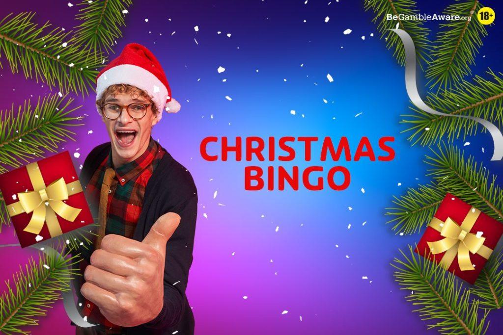 Christmas bingo online