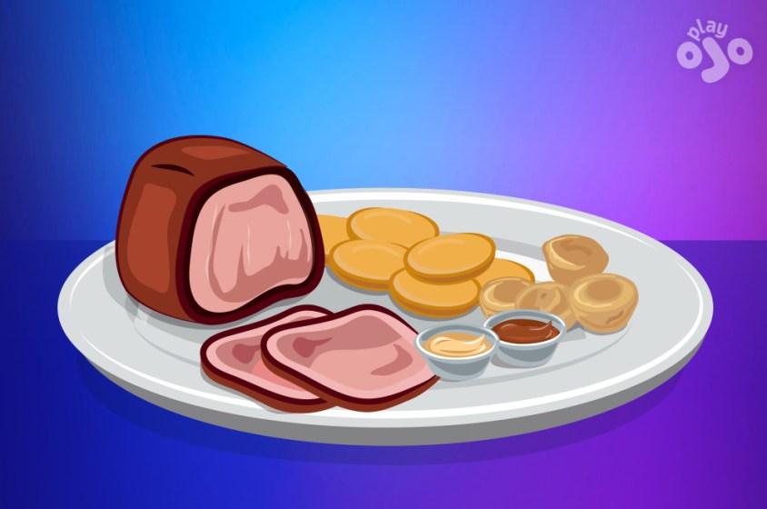 Roast Dinner on Sundays