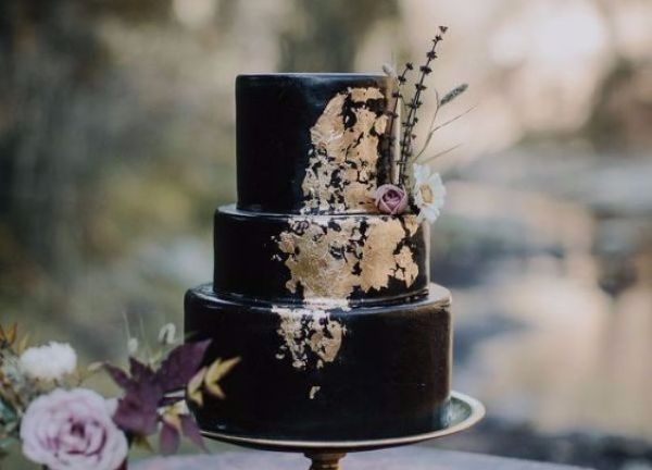 Full Size Of Wedding Cakes Gothic Cake Ideas Black