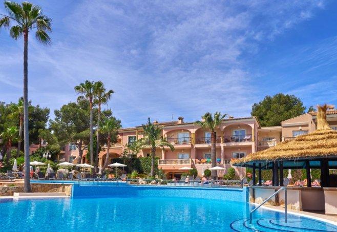 Allsun Hotel Lago Playa Park Mallorca Familienhotel Cala Ratjada