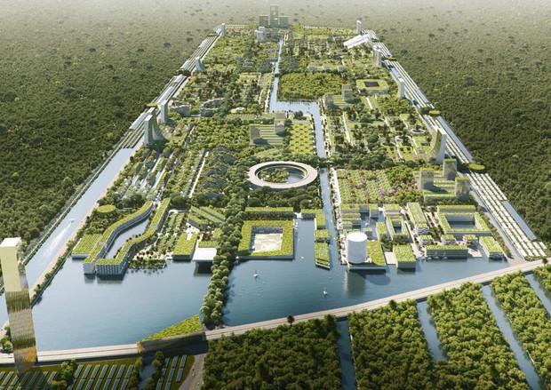 Así lucirá el primer 'bosque inteligente' en México