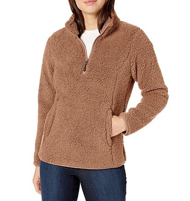 Conoces la chaqueta 'fleece'? Pues en Amazon están arrasando cosa loca porque son calentitas, son tendencia y son la pareja perfecta de tus vaqueros de diario