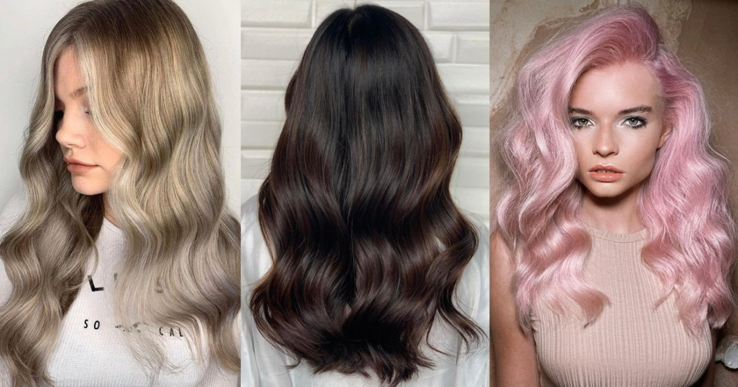 The 5 most flattering hair colors for cold skin