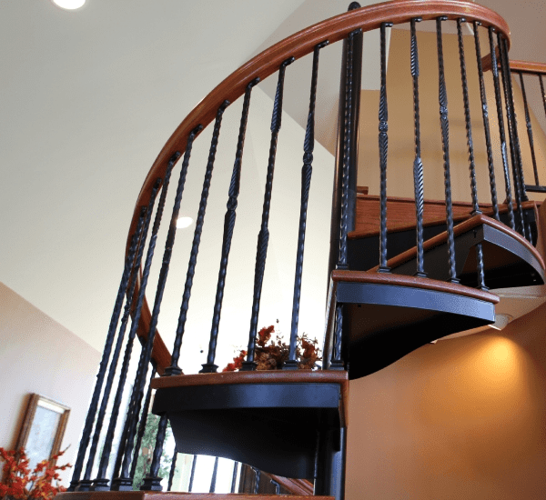 Attic Spiral Staircases Safe Convenient Paragon Stairs | Installing Spiral Staircase To Basement | Steel | Stair Case | Handrail | Loft Staircase | Staircase Remodel