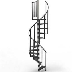 Staircase Archives Paragon | 9 Foot Spiral Staircase | Stair Railing | Mylen Stairs | Stairway | Stair Parts | Staircase Railings