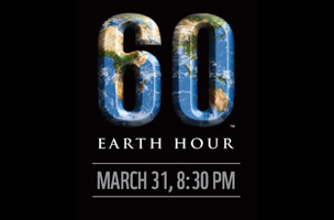 Earth Hour_8:30pm Mar 31, 2012