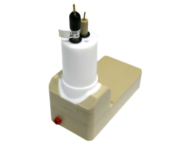 AWSensors cell for electrochemical measurements within a glovebox