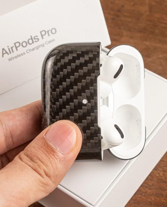 AirPods Pro 碳纖維保護殼