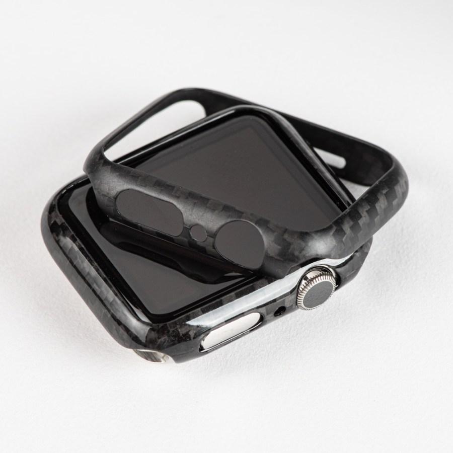 Apple Watch 44mm 正碳纖維保護殼