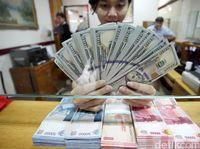 Jokowi Menang Quick Count Sementara, Rupiah Menguat ke Rp 13.900/US$