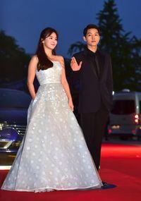 Foto: 7 Gaun Pengantin yang Akan Buat Song Hye Kyo Cantik ...