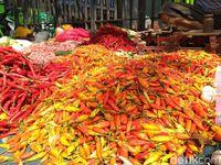 Jelang Tahun Baru, Harga Cabai Rawit Merah Naik Jadi Rp 38.000/Kg