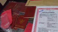 Buku Nikah Palsu Di Pasar Pramuka Pojok Dibanderol Rp 2 5 Juta