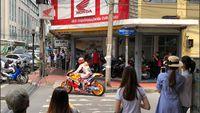 Ngebut di Jalanan Bangkok, Marquez Ditangkap Polisi Thailand?