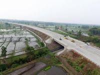 30 Km Tol Pandaan-Malang Bisa Dijajal Mei