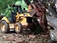 Pemerintah Kirim 31 Alat Berat Tangani Dampak Tsunami Anyer
