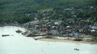 BNPB: Banyak Korban Tsunami Selat Sunda Hanyut ke Laut