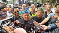 Tak Ada Pesta Tahun Baru, Pemkot Bandung Gelar Zikir di Masjid