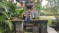 Ini Lho Arti Kain Hitam Putih Dan Kain Kuning Di Bali