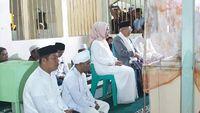Maruf Amin Ziarah ke Makam Sultan Ageng Tirtayasa