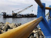 Pembangunan Dermaga Baru Pelabuhan Penumpang Labuan Bajo