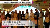 20 Hijabers Maju ke Audisi Final Sunsilk Hijab Hunt 2019 Surabaya