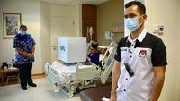 Ani Yudhoyono Nyoblos Di Rumah Sakit Sby Di Kbri Singapura