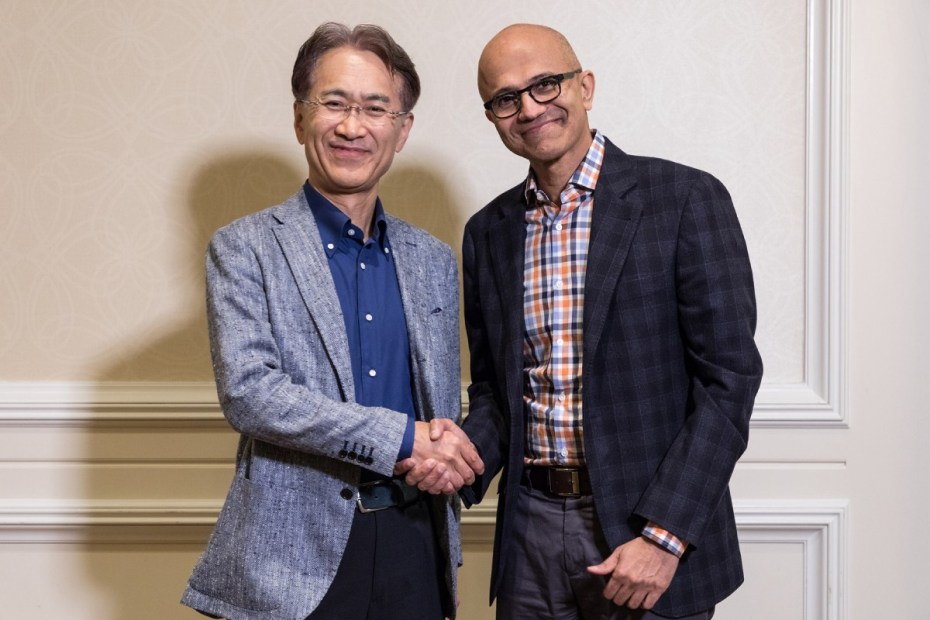 microsoft acquired sony