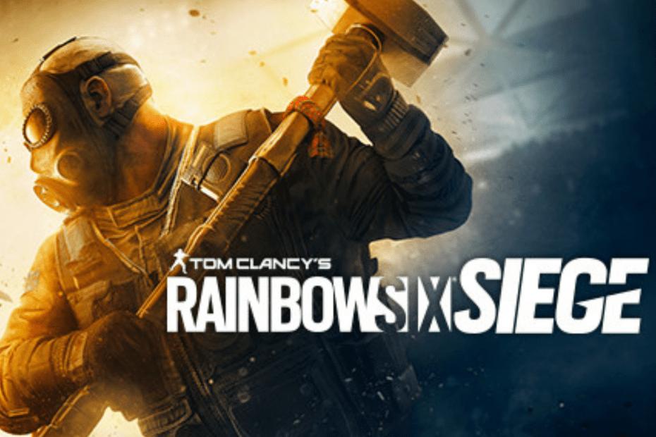 is rainbow six siege crossplay