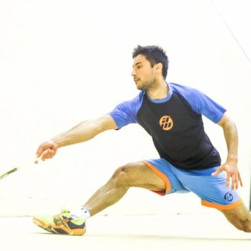 Squash Coaching Blog: Create Distance Between You And The Ball