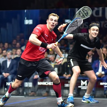 Squash Coaching Blog: The Long Drop